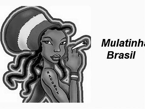 Mulatinha Brasil - Collection WhatsApp 01
